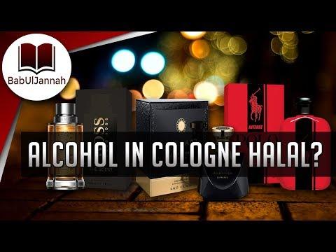 Is Alcohol In Perfume/Cologne Halal?   BabUlJannah