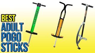 7 Best Adult Pogo Sticks 2016
