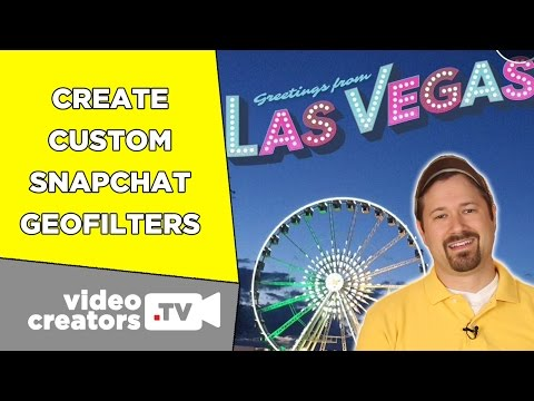 How To Create a Custom Geofilter on Snapchat
