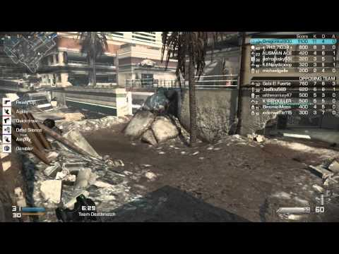 Call of Duty Ghosts - TDM - Flooded (12/29/2013) - (75-62) -