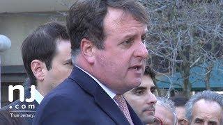 Kirk Ogrosky speaks after mistrial declared