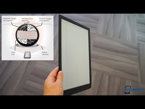 How E-Ink Works: The Technology Behind E-Paper Displays