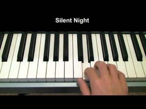 Silent Night - Piano - Christmas Songs -Free Christmas Piano Sheet Music