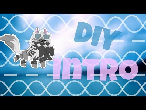 Animal Jam How to Make a Intro with iMovie