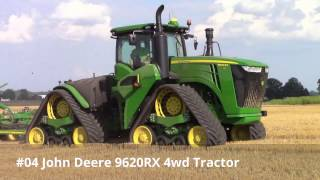 Big Tractor Power