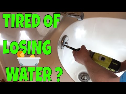 How To Change Bathtub Drain Stopper
