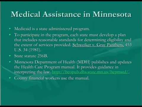Medicare vs Medicaid 612-309-9184 Minnesota Medical Assistance Minneapolis Elder Law Attorney