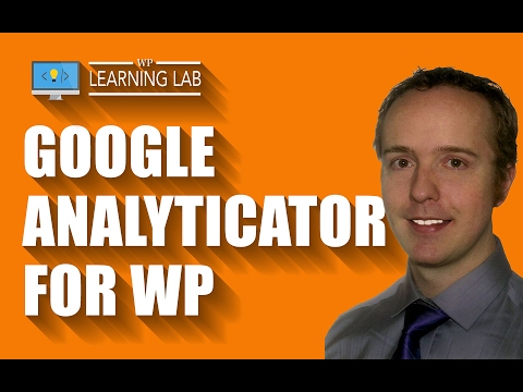 [2017] Use Google Analyticator to Easily Add WordPress Google Analytics | WP Learning Lab