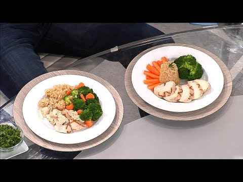 Drs. Rx: Eat Fewer Calories by Properly Plating Your Food?