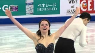 2016 Worlds - Ice Dance FD Group 3 NBCSN