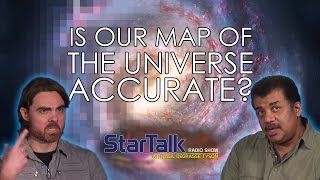 Is Our Map of The Universe Accurate? with Matt O