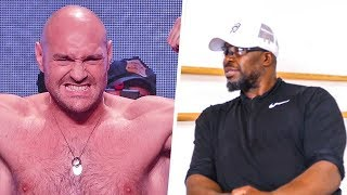 Tyson Fury is LEVELS OF HIS OWN says Don Charles, talks Wallin, Wilder