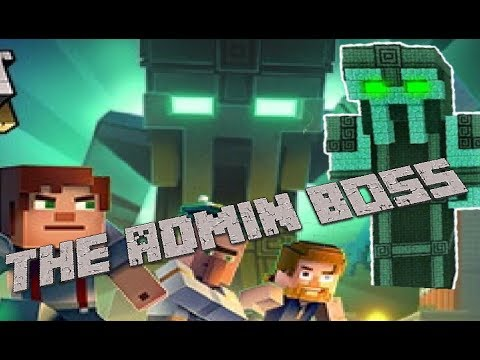 Strongest mob! | How to spawn the Admin Boss ? Minecraft PE & PC