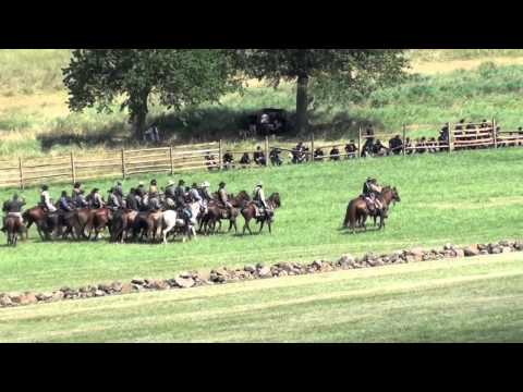 The Gettysburg Chronicles Part VI :150 years later.The Cavalry