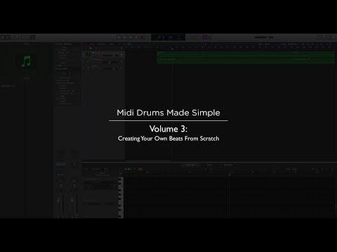 Midi Drums Made Simple - Vol.3: