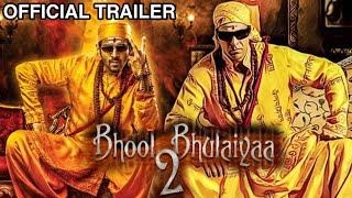 Bhool Bhulaiyaa 2 Official Trailer | Kartik Aaryan | Bhul Bhulaiya 2 Trailer