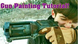Download Gun Painting Basics Tutorial! Video
