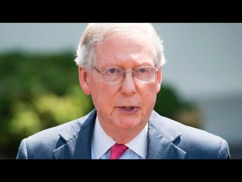 McConnell brushes off Trump's call to get rid of Senate filibuster rule | Los Angeles Times