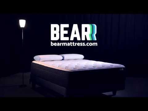 Bear Mattress - Hybrid Features