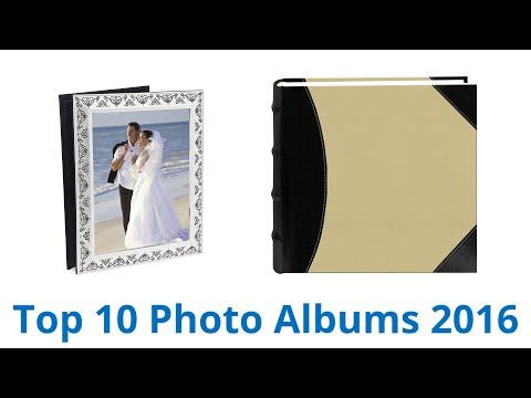 10 Best Photo Albums 2016
