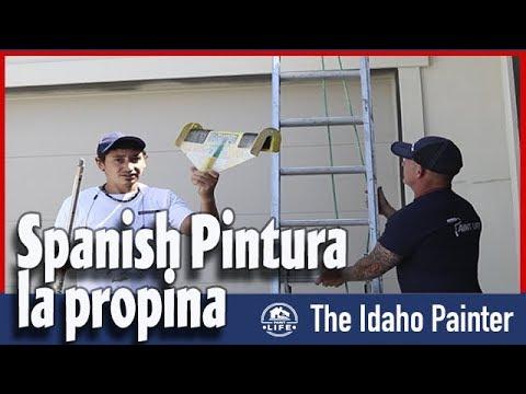 Spanish Pintura la Propina