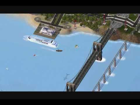 SimCity 4 Waterway