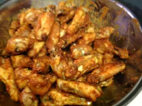 #42 How to make the best crispy fall off the bone oven baked Chicken Wings