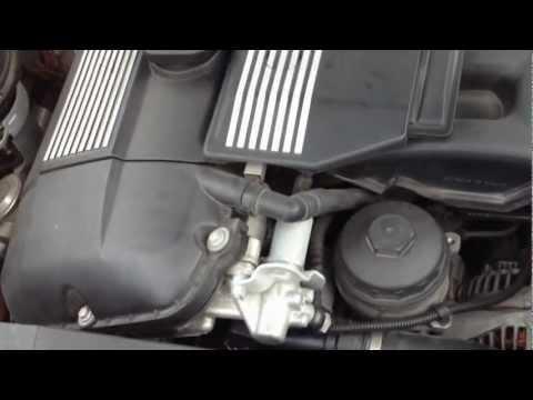 BMW Z4 3.0i engine tapping / ticking