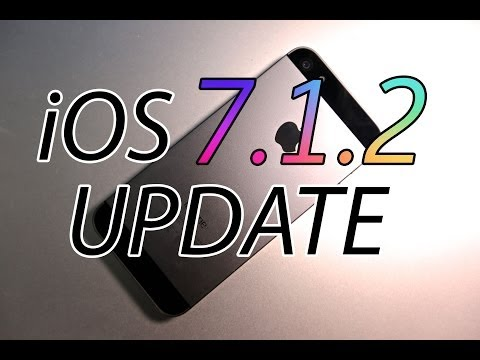 NEW 7.1.2 Update, Jailbreak & Permanent Activation Lock Bypass!
