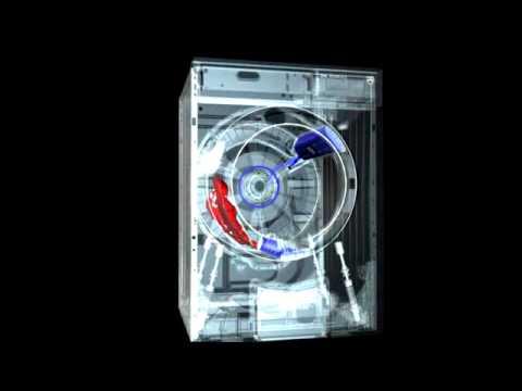 V-ZUG Washing machine Vibration Absorbing System