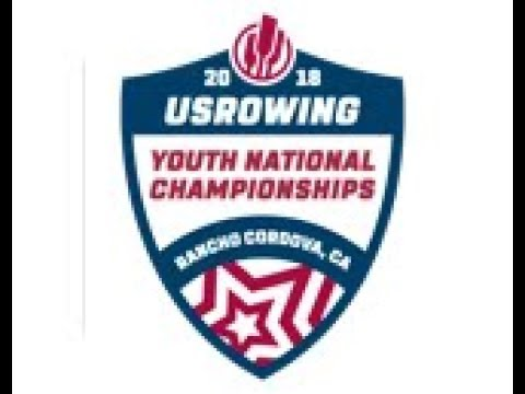 2018 USRowing Youth Nationals - Sunday A and B Finals