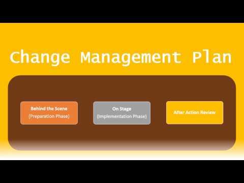 Build a Change Management Plan - Episode 1: Introduction