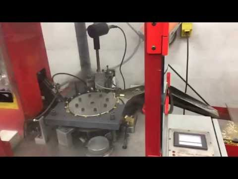 LAX Ammunition Pre-Priming Machine in Action