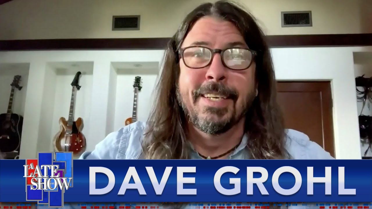 Dave Grohl Finally Conceded Defeat In His Drum Battle With A 10-Year Old