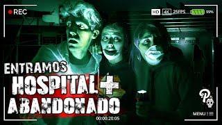 ALGO NOS PERSIGUE, MIRA POR TI MISMO. ENTRAMOS A UN HOSPITAL ABANDONADO | POLINESIOS VLOGS