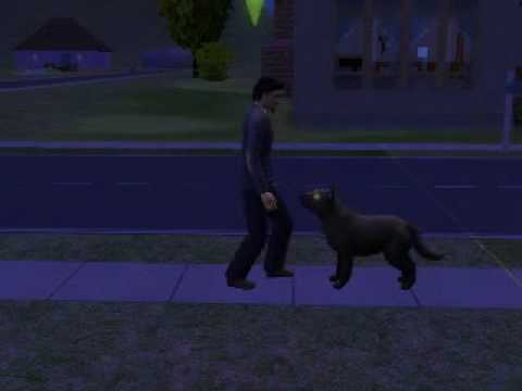 The Sims 2 - Tutorial how to make werewolf