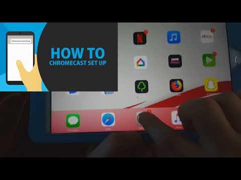 How to setup Chromecast on your TV using Mobile WIFI