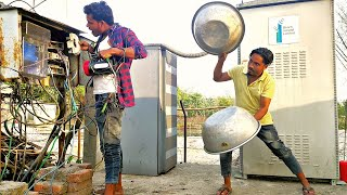 Best Amazing funny Non-stop comedy video 2021/Bindass club