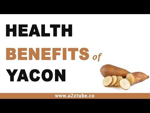 Health Benefits of Yacon