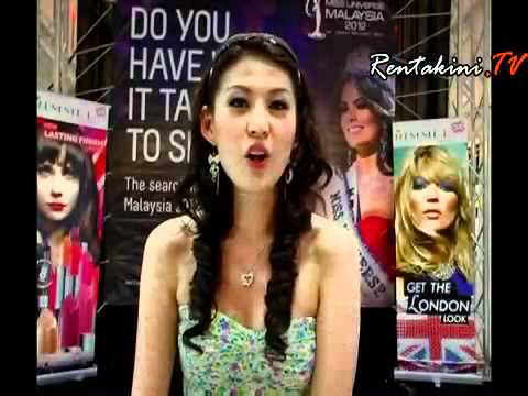 'The Search' Miss Universe Malaysia 2012