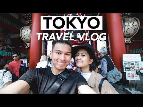 Tokyo Travel VLOG | Asakusa Temple, Akihabara, Tokyo Skytree