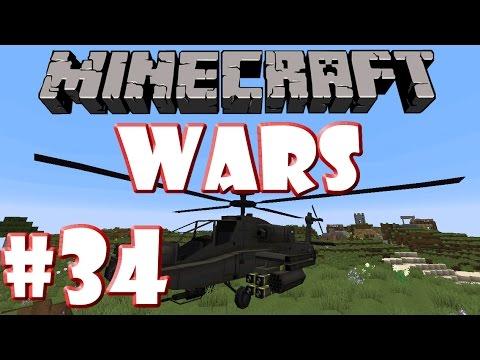 Minecraft Wars - Mars Base Prep #34