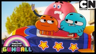 Gumball | Cops Are The Coolest | The Law | Cartoon Network