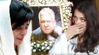 Aishwarya Rai Emotional Om Puri