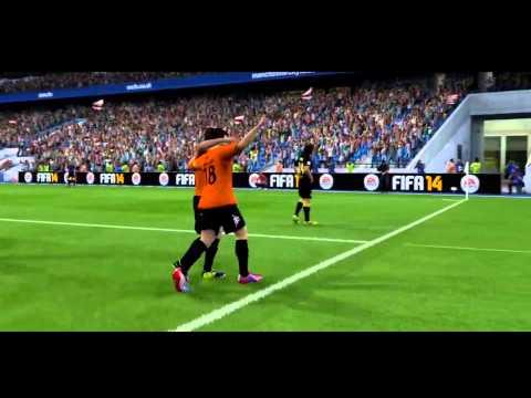 Hazard Game Play in FIFA 14