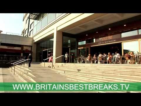 Britain's Best Breaks ~ Birmingham [HD] ~ Birmingham Shopping The Mailbox