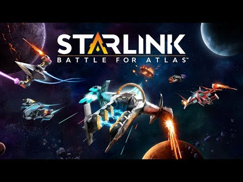 Flying Around & Shooting in Starlink | E3 2018 4K Gameplay