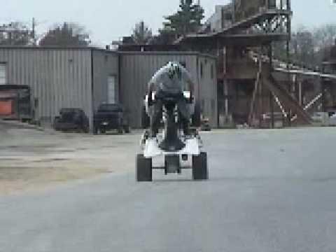 atv quad riding