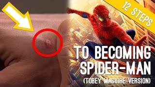12 Steps to Becoming Spider-man