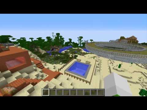 Minecraft ~ Episode 1 - With Immortal Phoenix ~ RETURN OF THE SKELETON!! - 10 / 10
